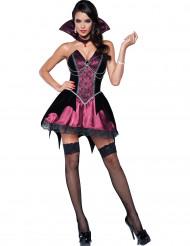 Vampier kostuum voor dames - Premium