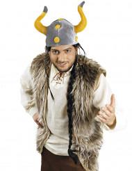 Viking pluche vest voor volwassenen