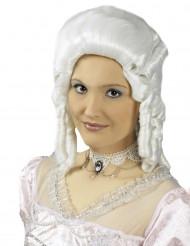 Barok halsband wit kant voor vrouwen