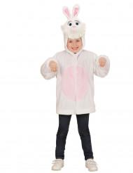 Vest met capuchon konijn voor kinderen