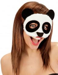Panda masker voor volwassenen