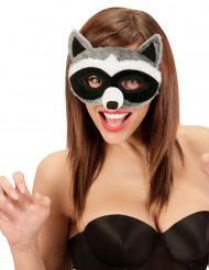 Wasbeer masker voor dames