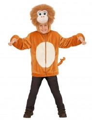 Vest met capuchon aap voor kinderen