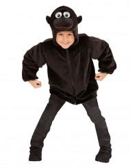Vest met capuchon gorilla voor kinderen
