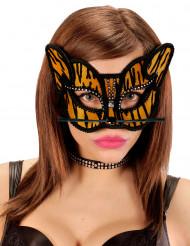 Tijger masker voor vrouwen