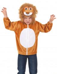 Vest met capuchon leeuw voor kinderen