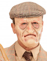 Masker van oud mannetje