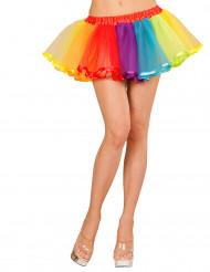 Kleurrijke rok voor dames