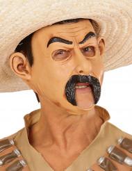 Mexicaanse bandiet masker voor volwassenen