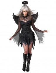 Gevallen engel kostuum voor vrouwen