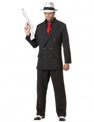 Luxe gangster kostuum voor heren