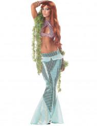 Sexy zeemeermin kostuum voor dames