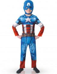 Captain America™ van The Avengers™ kostuum voor jongens
