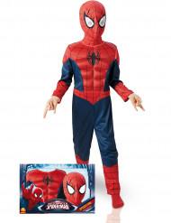 3D EVA Spiderman™ Ultimate kostuum voor kinderen - Deluxe