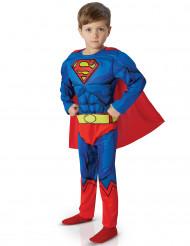 Luxe Superman™ Comic Book kostuum voor kinderen