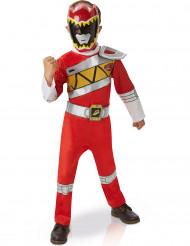 Luxe Dino rode Power Rangers™ kostuum voor kinderen