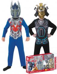 Set van Optimus prime et Drift™ - Transformers™ kostuums voor kinderen