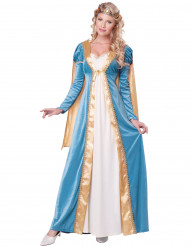 Elegante keizerin kostuum voor vrouwen