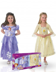 Set van Prinses Sofia™ en Amber™ kostuums voor meisjes