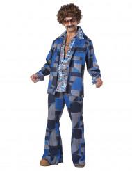 Deluxe disco kostuum voor mannen