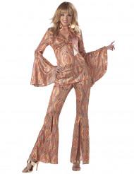 Disco Glitter kostuum voor vrouwen