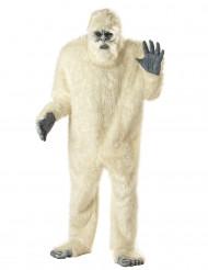 Sneeuwman kostuum voor volwassenen