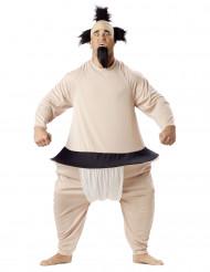 Sumo kostuum voor volwassenen