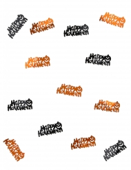Happy Halloween confetti zakje