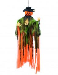Pompoen vogelverschrikker decoratie Halloween