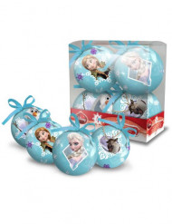 Set 4 kerstballen Frozen™