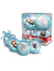 Set 4 kerstballen Frozen™