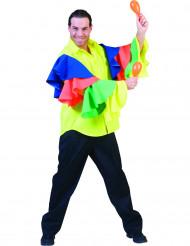 Samba danser kostuum voor heren