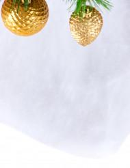Sneeuwstof voor kerstdecoratie