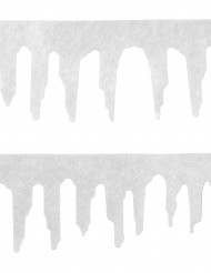 2 sneeuw slingers 120 cm
