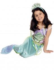 Betoverende zeemeermin pak voor meisjes