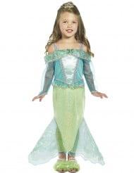 Prinses zeemeermin kostuum voor meisjes