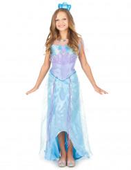 Dromen zeemeermin kostuum voor meisjes