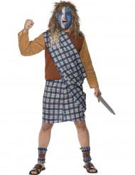 Schotse strijder kostuum voor heren