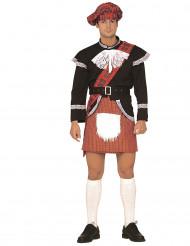 Grappige Schotse kilt voor volwassenen