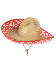 Mexicaanse sombrero hoed voor volwassenen