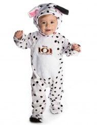 101 Dalmatiër™ romper met capuchon kostuum voor baby's