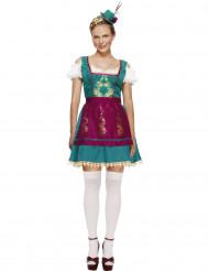 Beiers serveerster kostuum voor vrouwen - Deluxe