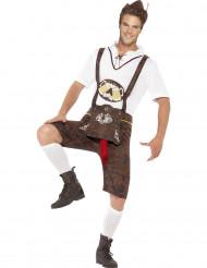 Humoristisch Beiers kostuum voor mannen