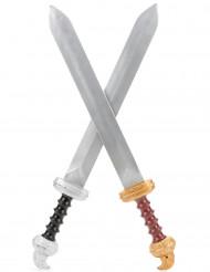 Gladiatorset met 2 zwaarden voor kinderen
