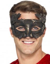 Romeins masker platina goud voor mannen