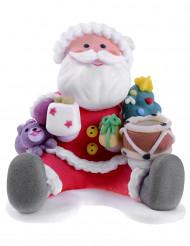 Suiker kerstman decoratie