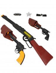 Cowboy wapen set voor volwassenen