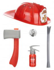 Brandweerset voor kinderen