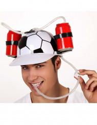Antidorst voetbal helm voor kinderen