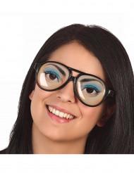 Mooie ogen bril voor volwassenen